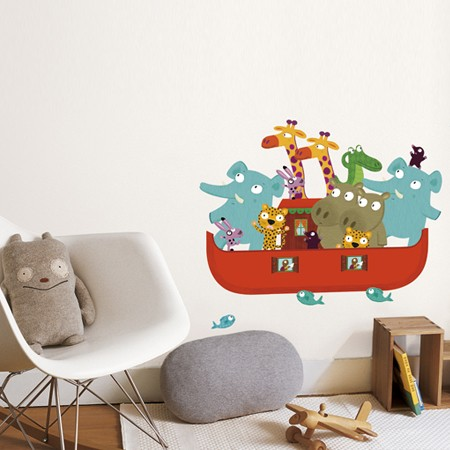 sticker-kinderkamer-noah